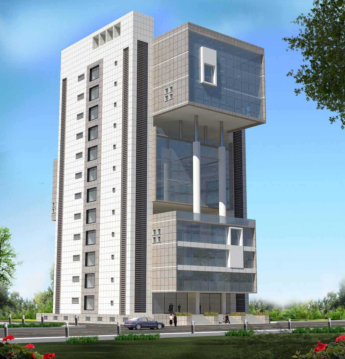 Master Plan - Infinia Tower